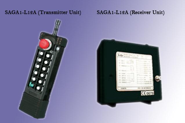 ریموت کنترل SAGA_L12AR