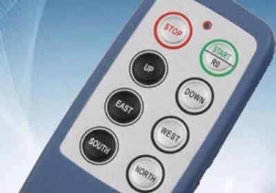 ریموت کنترل مدل Saga L8
