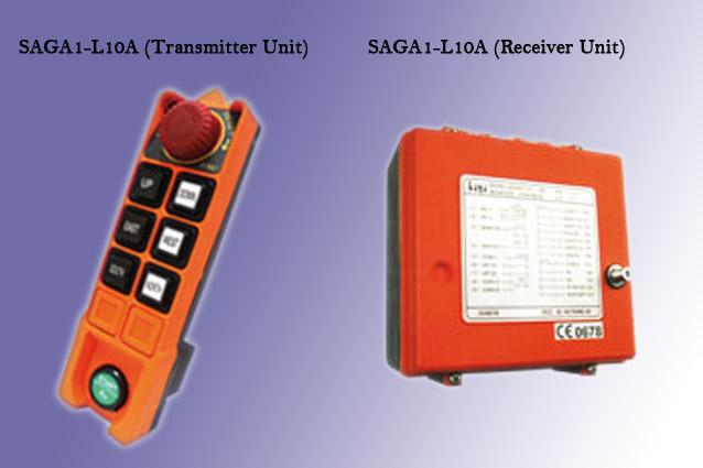ریموت کنترل SAGA_L10A
